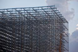 فایل طراحی سازه فولادی به روش LRFD