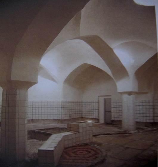 دانلود پاورپوینت معماری حمام های ایرانی - اسلامی