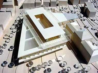 پاورپوینت تحلیل معماری موزه آکروپلیس